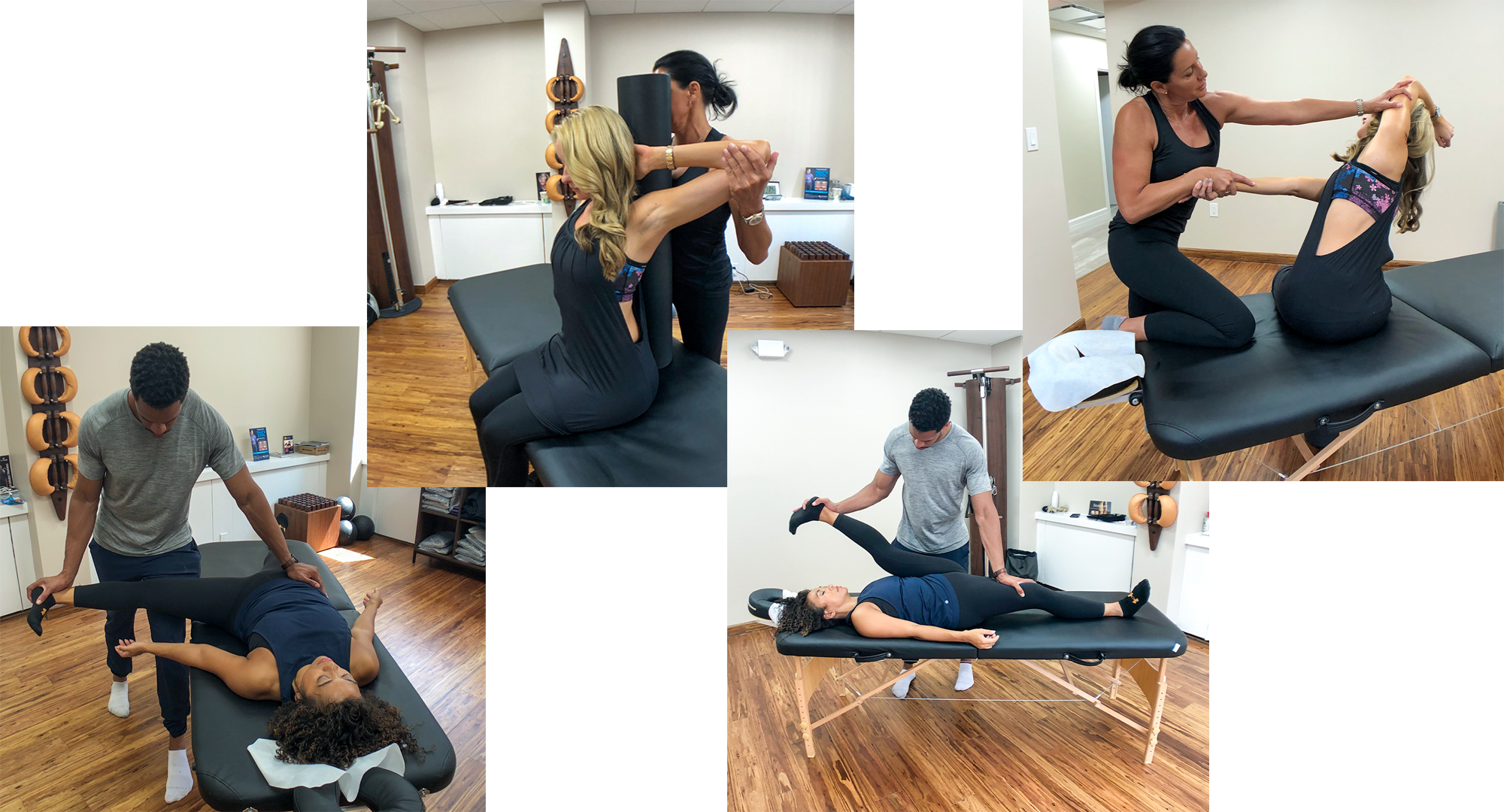 posture and lower back stretching nyc